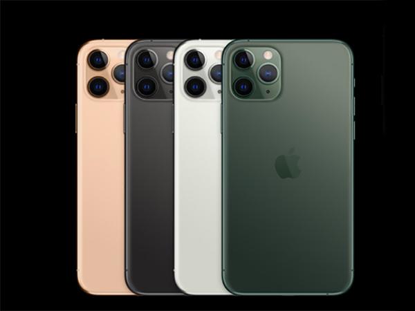iPhone 11 Proはトリプルカメラ搭載!広角、超広角、望遠からシーンに合わせたレンズで撮影できちゃう♡