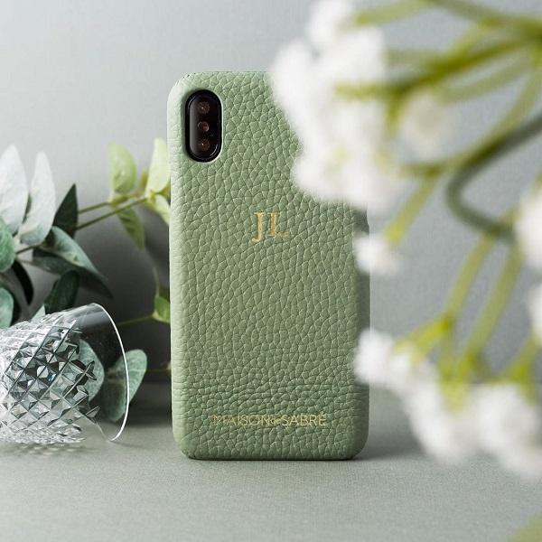 日本限定カラーがお目見え♡「MAISON de SABRE」から日本上陸を記念した抹茶グリーンのiPhoneケースが登場!