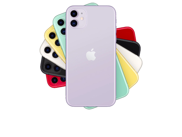 iPhone 11は6つのカラバリで登場!暗い場所もはっきり撮れるナイトモードや優れた耐水性がポイント♩