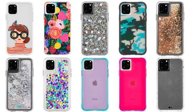 さっそく販売予約開始です♡iPhone 11/iPhone 11 Pro対応のおしゃれなケースが続々登場!