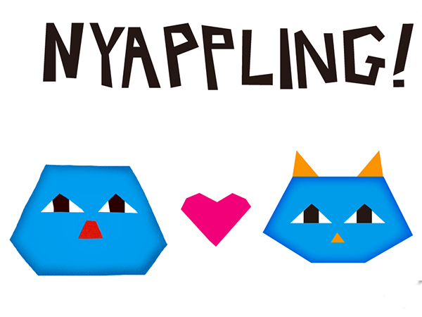 人と猫のマッチングアプリ「NYAPPLING」がついに…!あなたの顔に似ている猫が見つけられちゃいます♡