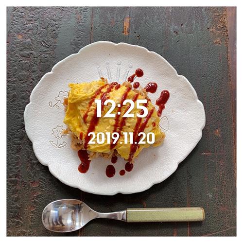 これを使えばかわいい写真がすぐ完成♡撮影日時をおしゃれに刻印してくれるアプリ「タイムスタンプ」