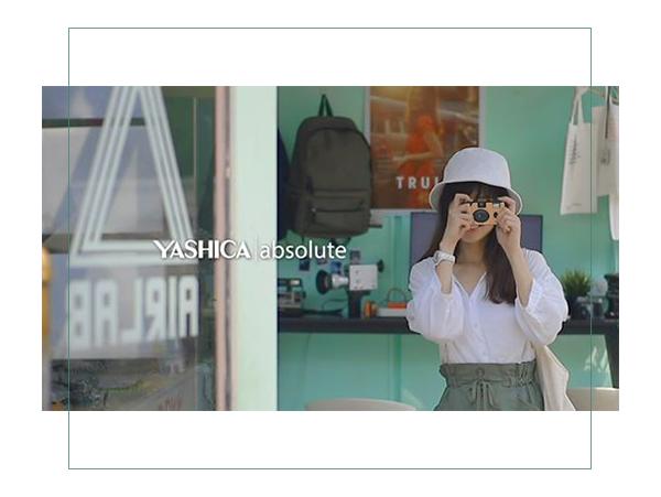 フィルム初心者さんにおすすめ♩日本発のカメラブランドYASHICAのフィルムカメラ「MF-1」がレトロかわいい♡