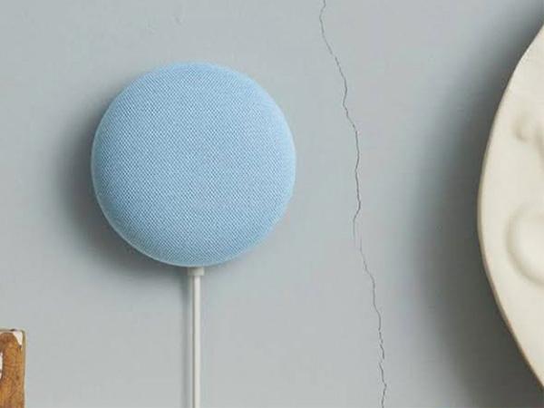 家のことはAIにおまかせ。スマートスピーカー「Google Nest Mini」は音声認識機能が向上してさらに便利に♩