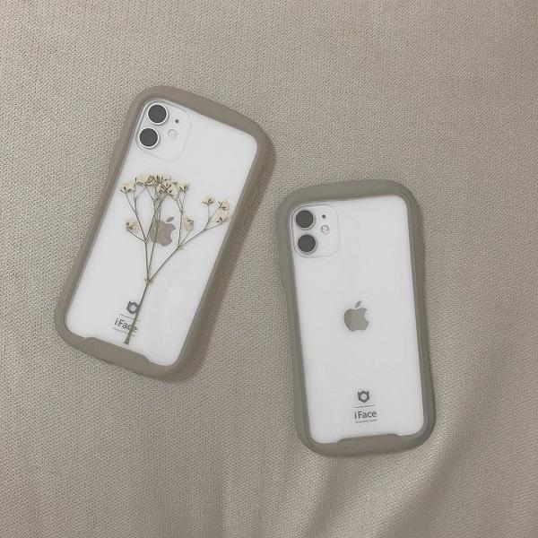 アイ フェイス 透明 【iFace】Reflection|iFace透明強化ガラスクリアケース