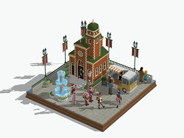 この世界観に夢中になる…パズルとジオラマ遊びが一緒になった新感覚ゲームアプリ「Puzzrama」にはまりそう!