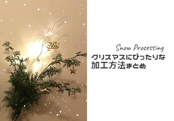 """写真の雰囲気から""""クリスマス気分""""に。3つのアプリを使ったクリスマスにぴったりな加工方法まとめ♩"""