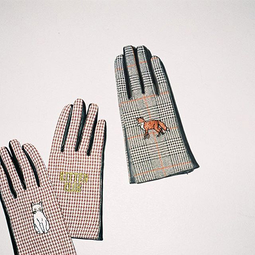 これで寒い日も無敵です。スマホ操作可能な「CASSELINI」のおしゃれ手袋を身に付けたい♩