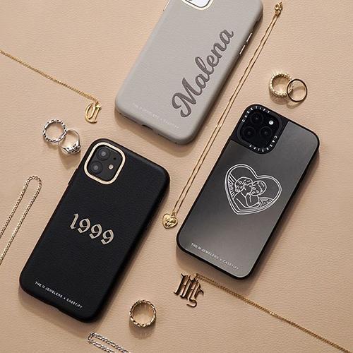 ニューヨークの人気ジュエリーブランド「The M Jewelers×CASETiFY」のコラボiPhoneケースが登場♩
