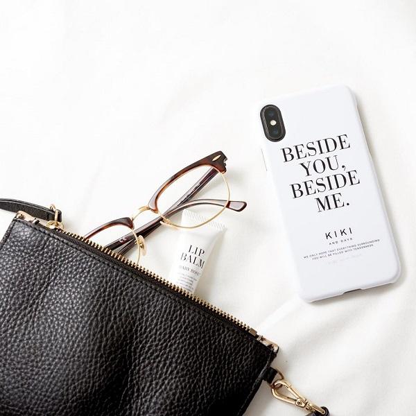 あ、これかわいい!の宝庫。「KIKI AND DAYS」のiPhoneケースはおしゃれで使いやすいものばかりです