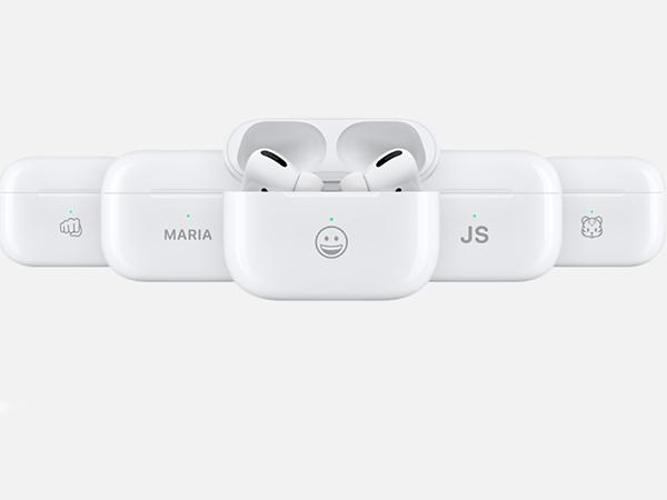 Apple公式オンラインストア限定登場。AirPodsに無料で「絵文字」が刻印できるのサービスがスタート♩