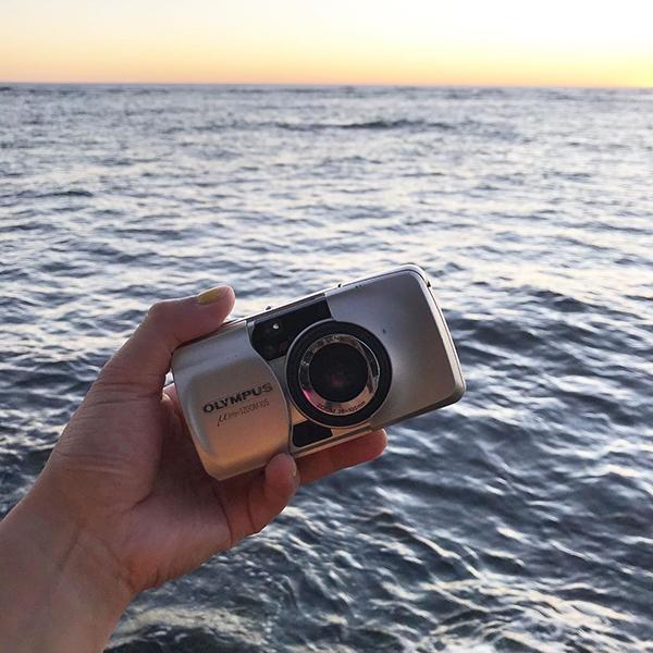 """「フィルムカメラが好きなんです」これが私の相棒。定期的にやってくる""""フィルム熱""""にこたえてくれるカメラたち"""