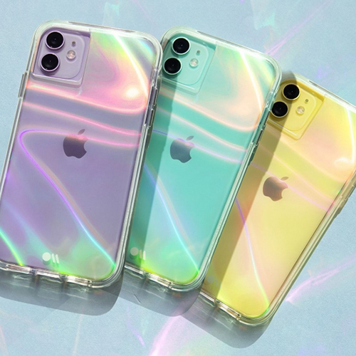 シャボン玉のキラキラ感が閉じ込められたiPhone 11シリーズ向けケースがCase-Mateで発売中♩