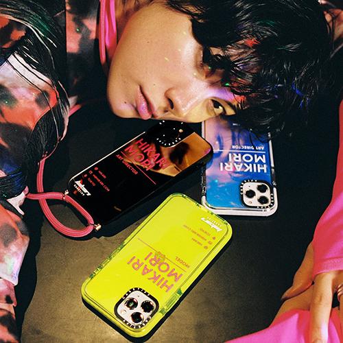 """森星×CASETiFYのコラボiPhoneケースが再び。今回は""""アイデンティティ""""をテーマに2月4日より発売♩"""