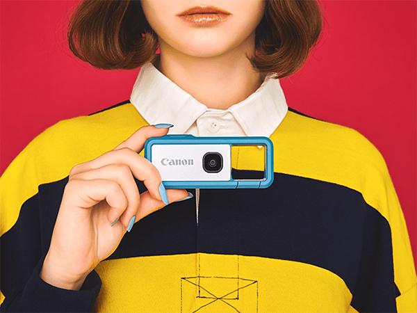 あなたはどこにぶらさげる?話題のカラビナデザイン小型カメラ「iNSPiC REC」がCanon公式サイトで購入可能に♩