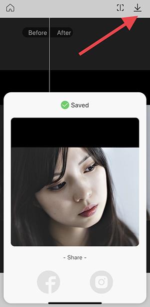 た 写真 を アプリ に する ぼやけ 鮮明
