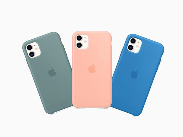 Apple純正iPhoneケースに春っぽカラーが新登場!新学期は新しいiPhoneケースで迎えてみない?