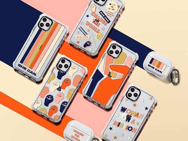 「CASETiFY」から学校に通えない女の子たちを支援できるドネーションiPhoneケースが登場♩