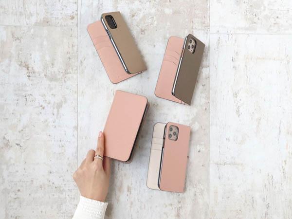 こんなピンクを待ってました!ボナベンチュラから大人っぽい新色シェルピンクのiPhoneケースが登場♩