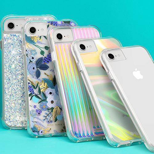 新しいiPhone SEケースはGETした?「Case-Mate」で見つけた春夏気分にぴったりのデザインをご紹介♡