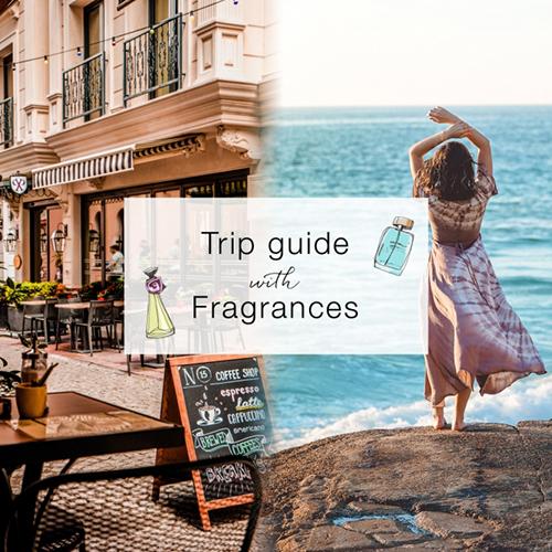 フレグランスサイト「ラトリエ デ パルファム」で旅気分にひたれる香水を見つけてみない?