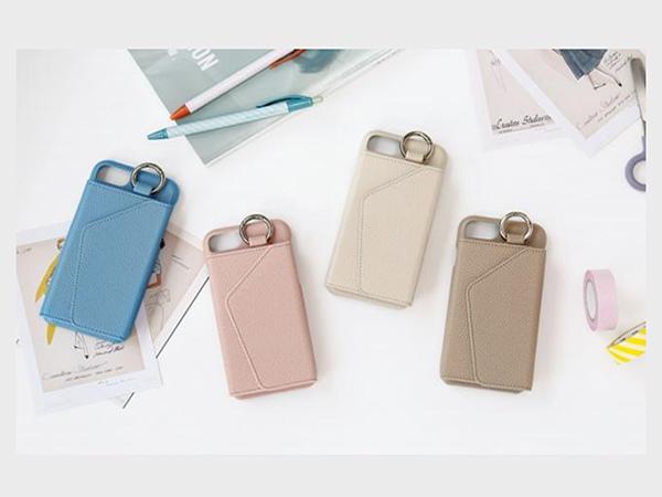 これ1つでお散歩にも行けちゃう!シンプルなのに多機能な「ensemble」のiPhoneケースに限定カラーが登場♩
