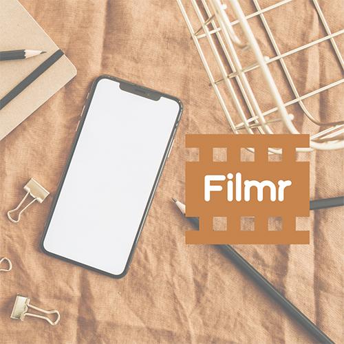 直感的な操作で動画編集を手軽に楽しめるアプリ「Filmr」。おしゃれムービーで夏の思い出をシェアしてみて!