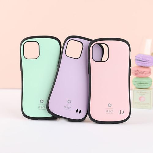iFaceシリーズにキュートなパステルカラーが新登場!かわいい見た目でしっかりiPhoneをガードしてくれそう♡