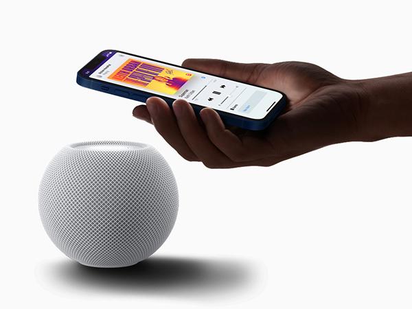 【Apple】小さいのにパワフル♩最高のサウンドが楽しめるスマートスピーカー 「HomePod mini」がデビュー