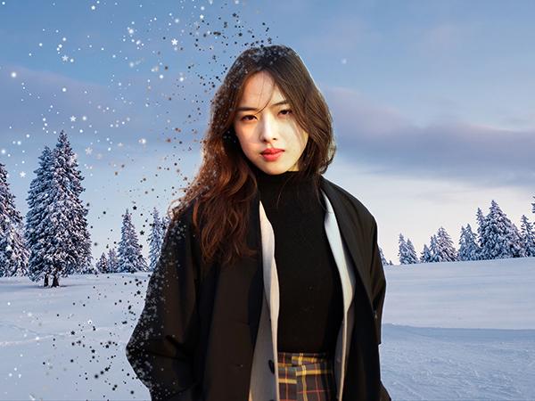 写真をホリデーシーズンらしく華やかに加工できるアプリ「Artleap」。人気クリエイターが作るキラキラ加工も♡