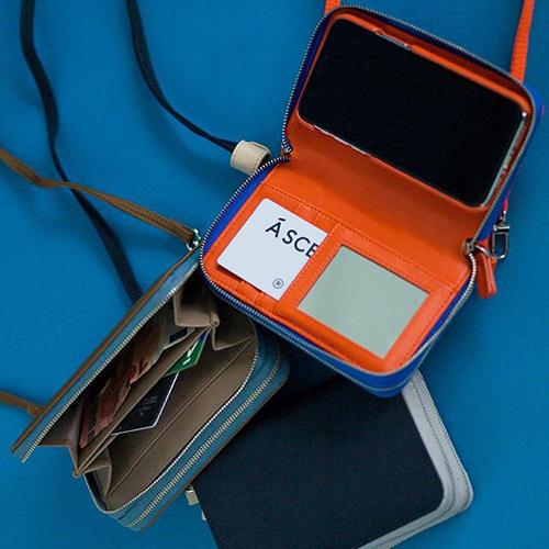 もはやお財布すら必要ないかも?収納力抜群な「A SCENE」のiPhoneケースをまとめました
