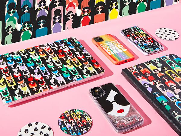 CASETiFYがNYファッションブランドとコラボした、新コレクション「alice + olivia x CASETiFY」がスタート