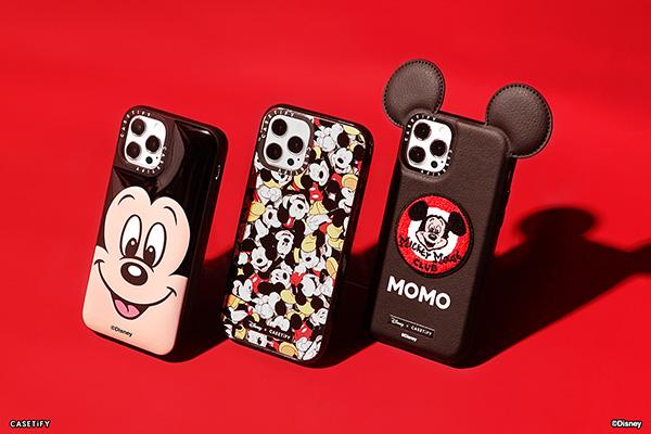 ミッキーモチーフのマジカルなコラボレーション。「Disney x CASETiFYシリーズ」が1月20日より発売