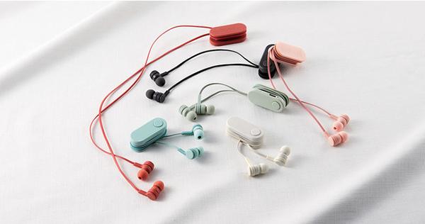 ワイヤレスイヤホンが外れやすい人必見!ケーブル付きでコンパクト収納できる「bund」は試す価値◎