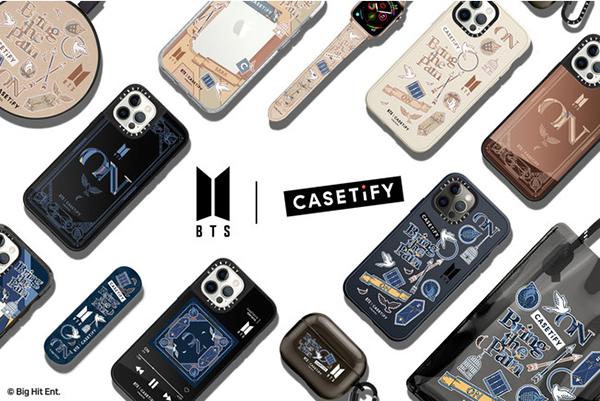ファンなら絶対に手に入れたい!『BTS|CASETiFY』コラボコレクション第2弾が3月9日発売