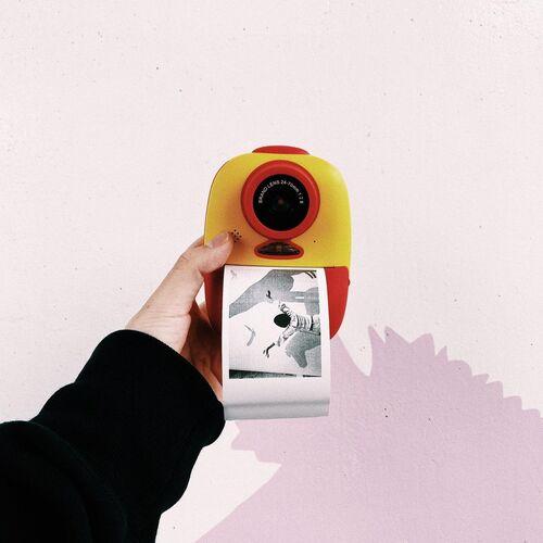 次にGETしたいトイカメラはこれかも!レシートみたいに写真が出てくる「感熱紙カメラ」がじわじわ人気なんです