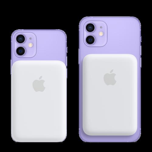 iPhone 12ユーザーの愛用品になりそう。Appleから磁力でくっつく「MagSafeバッテリーパック」が新登場