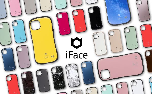 「iFace」シリーズでもしもの落下に備えておこう。話題のiPhone 13シリーズ向けスマホケースが続々登場中