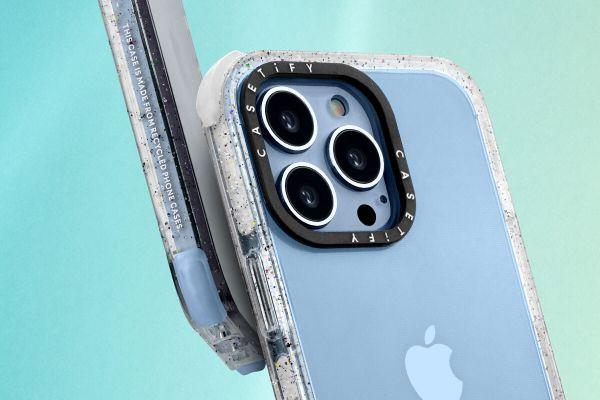 よりサステナブルで高い耐衝撃性に注目。「CASETiFY」からiPhone 13シリーズ対応の新作登場