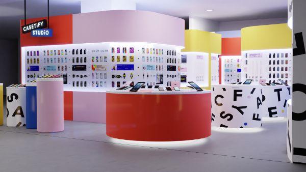 待望の「CASETiFY」常設店が渋谷PARCOにオープン。限定スマホケースやリサイクルプログラムにも注目