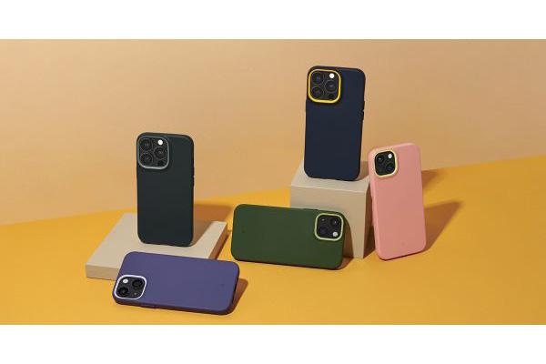 こだわりのケースを手にしたい。「Caseology」よりiPhone 13シリーズ向けにリデザインされた新作登場