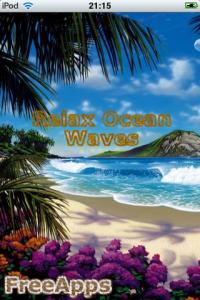 RelaxOceanWaves