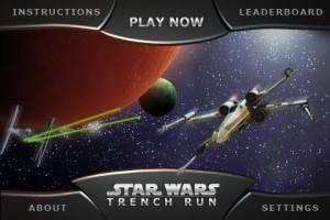 Star Wars: Trenchi Run