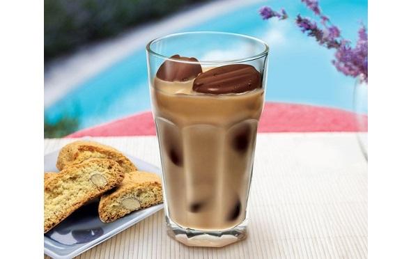 夏にピッタリ☆巨大なコーヒー豆が作れる製氷皿がおもしろい!