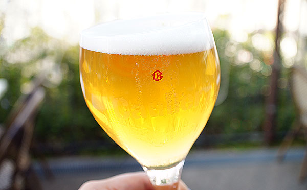 まるでシャンパンみたい♡ベルギー発、糖質ゼロ&カロリーオフの樽生ビールがついに解禁!