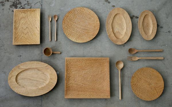 手作りの木製テーブルウェア「cogu」の販売会が高円寺で開催!スプーンづくりのワークショップも♪