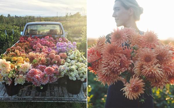 こんな生活に憧れる♡美しいお花に囲まれて暮らす花屋さんのインスタグラムに癒される