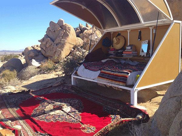 Wagon Station Encampment