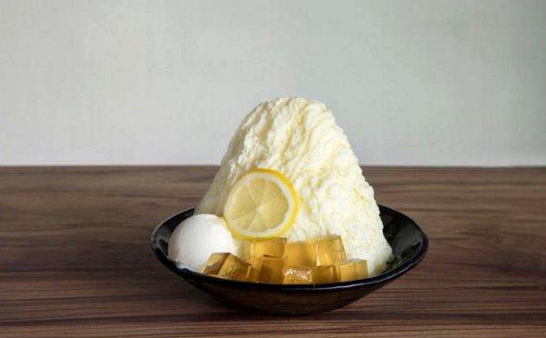 甘酸っぱさが病みつきになりそう!アイスモンスターの秋限定メニュー「ハニーミルクかき氷」