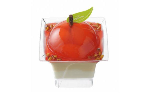真っ赤なりんごがキュート♡コージーコーナー秋限定スイーツがおいしそう♪